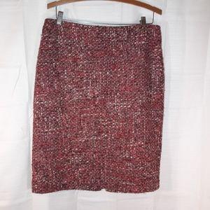 Talbots  wool blend skirt size 10
